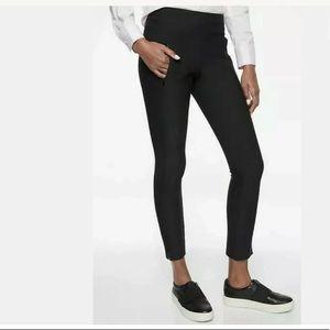 ATHLETA Stellar Crop Pant Black Perforated NWT